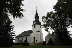 Kirche Jonaswalde