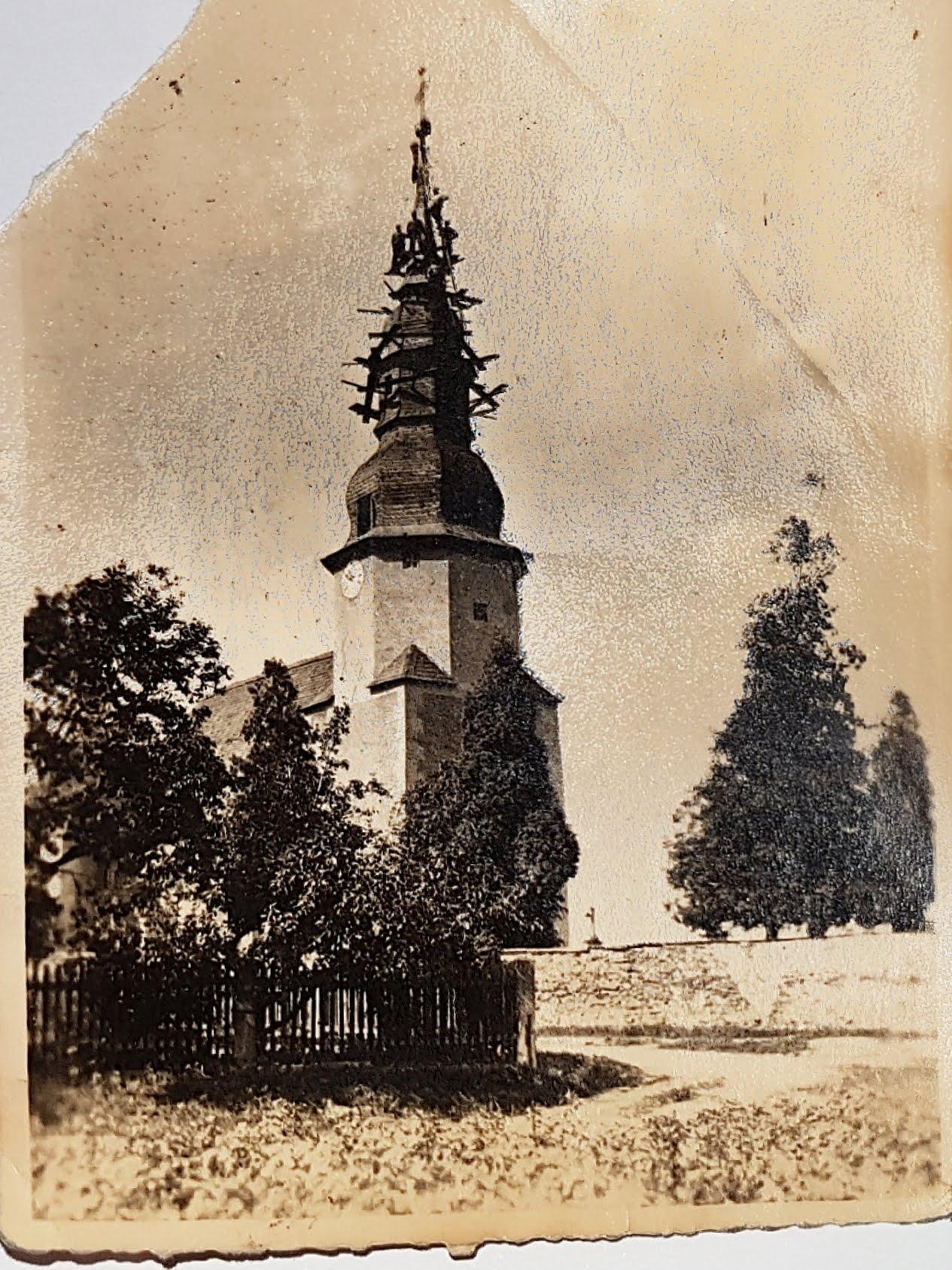 Geschichte Kirche Heukewalde