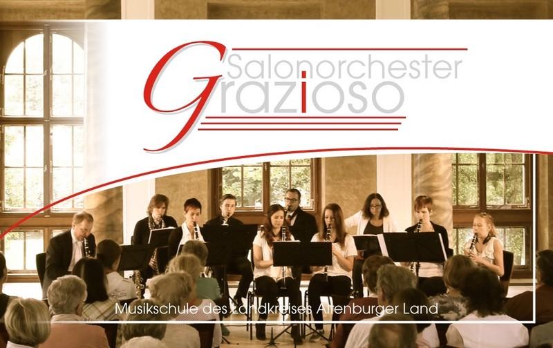 Konzert Salonorchester Grazioso