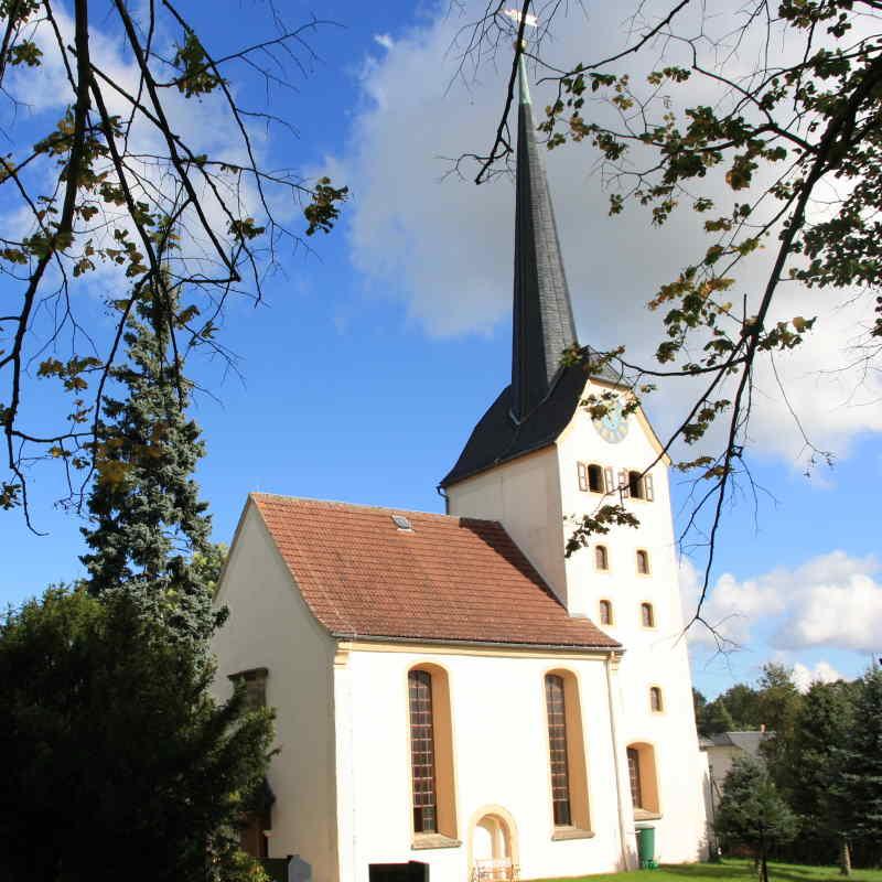 Historisches zur Wettelswalder Kirche